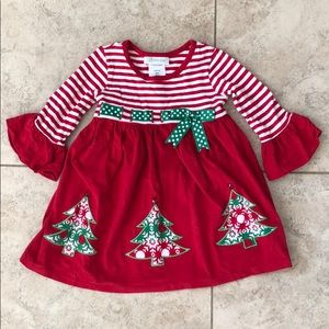 Bonnie Jean Dress Size 2T Only Worn Once!